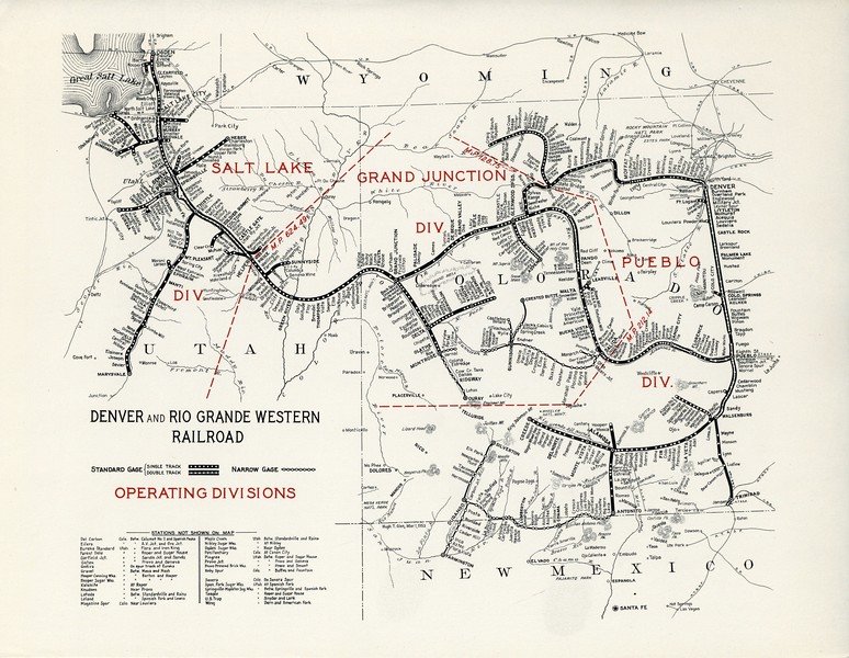 D&RGW_System-Map_ca-1960