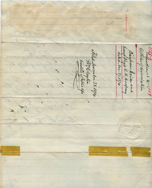 Railroad Paper