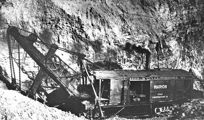Utah-Construction-Co_Marion-steam-shovel-D&RG-Soldier-Summit-Detour_ca-1913_photo-1