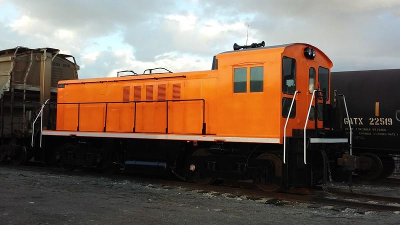 PIDX 1250 at Tooele, Utah. April 2014. (Bradley Ogden Photo)