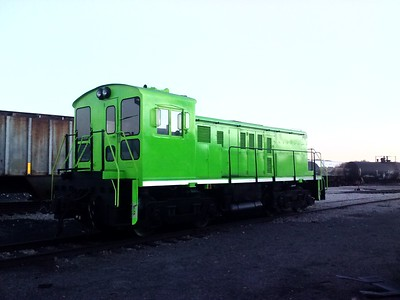 PIDX 1250 at Tooele, Utah. October 2013. (Bradley Ogden Photo)