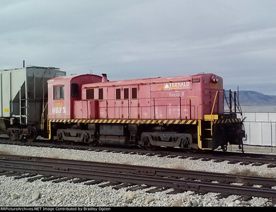 OHFX 1258 at Tooele, Utah. November 2012. (Bradley Ogden Photo)