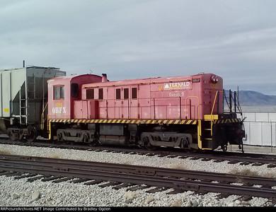 OHFX 1258 at Tooele, Utah. November 2012. (Bradley Ogden Photo)