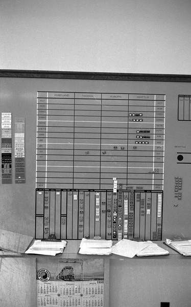 NP Power Control Desk, 1968