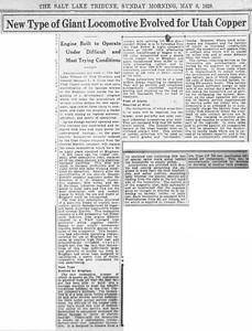 1928-05-06_Utah-Copper-electric-locomotives_Salt-Lake-Tribune