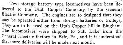 1928-09-30_Utah-Copper-electric-locomotives_Salt-Lake-Mining-Review