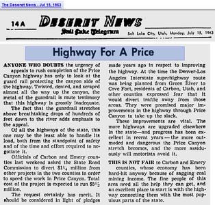 price-canyon-highway_deseret-news_15-Jul-1963