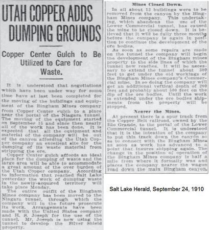 Copper Belt Newspapers