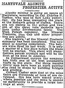 1915-09-10_D&RGW-Marysvale-Alunite-mill_Salt-Lake-Herald-Republican