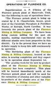 1918-07-30_Florence-Mining-Milling_Salt-Lake-Mining-Review