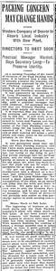 1907-09-12_Utah-Packing-Co-delayed_to-be-sold_Salt-Lake-Herald
