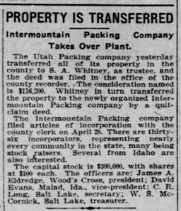 1908-07-11_Utah-Packing-to-Intermountain-Packing_Salt-Lake-Herald