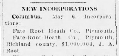 1919-05-06_Fate-Root-Heath-inc_Mansfield-Ohio-News-Journal