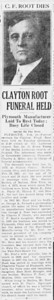 1931-02-24_C-F-Root-died_Mansfield-Ohio-News-Journal
