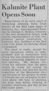 1943-05-26_Kalunite-plant-nearing-completion_Salt-Lake-Tribune