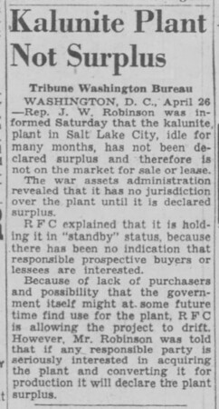 1946-04-28_Kalunite-not-surplus_Salt-Lake-Tribune