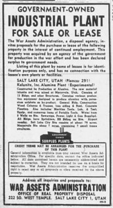 1946-08-10_Kalunite-declared-surplus_Deseret-News