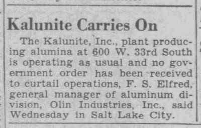 1945-08-30_Kalunite-closure_Salt-Lake-Tribune