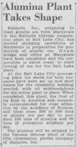 1942-08-25_Kalunite-progress_Salt-Lake-Tribune