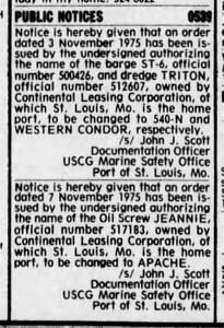 1975-11-19_Wetsren-Contracting-Western-Condor_St-Louis-Post-Dispatch