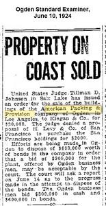 1924-06-10_American-Packing_Ogden-Standard-Examiner