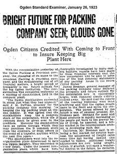 1923-01-26_American-Packing_Ogden-Standard-Examiner