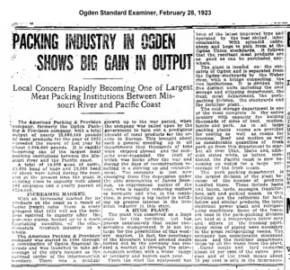 1923-02-28_American-Packing_Ogden-Standard-Examiner