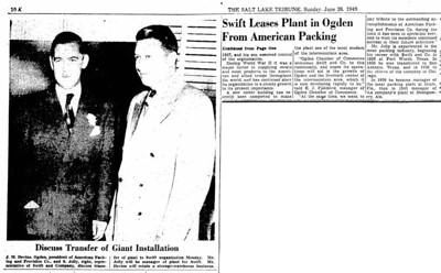 1949-06-26_American-Packing-to-Swift_Salt-Lake-Tribune_page10