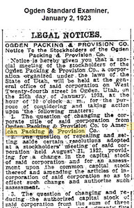 1923-01-02_American-Packing_Ogden-Standard-Examiner