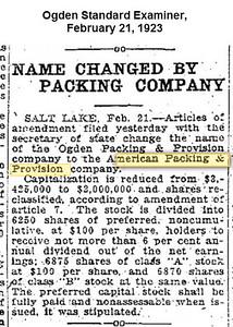 1923-02-21_American-Packing_Ogden-Standard-Examiner