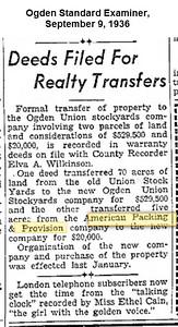 1936-09-09_Ogden-Union-Stock-Yards_Ogden-Standard-Examiner