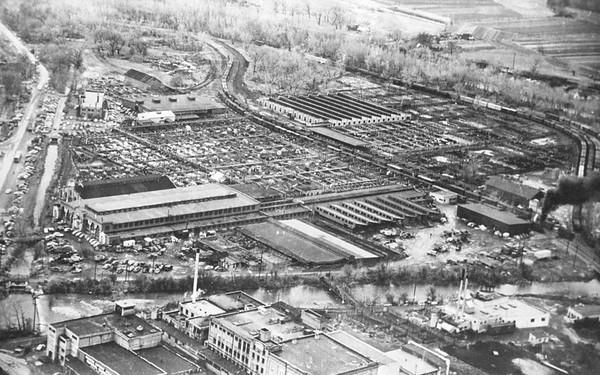 Ogden Union Stockyards Photos