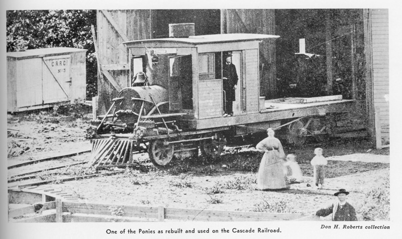 Motive Power of the Union Pacific, Kratville and Ranks, page 20