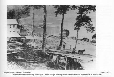 Encyclopedia of Western Railroads, Oregon, Robertson, page 113