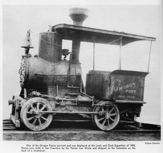 Motive Power of the Union Pacific, Kratville and Ranks, page 19