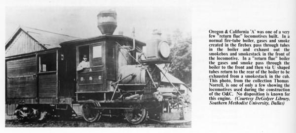 SP Steam Locomotive Compendium, Strapac and Diebert, page 68