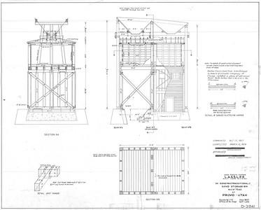 LASL_Provo-Coaling-Station_1927_Sand-Storage-Bin