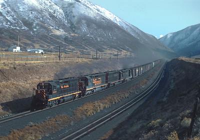 DRGW_GP40_3069_Spanish_Fork_Canyon_Springville_January_1971_Rick-Burn-photoTO