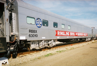 """RBBX 63010, ex-UP 5770; Diner, known as """"Pie Car"""""""