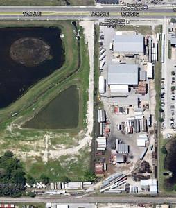 Ringling Bros. shop at Palmetto, Florida. Google Photo.
