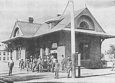 Springville-depot