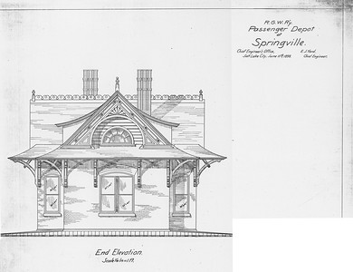 RGW-Springville-depot_end-elevation_1898