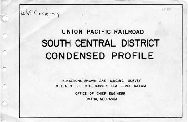 1980 South-Central District