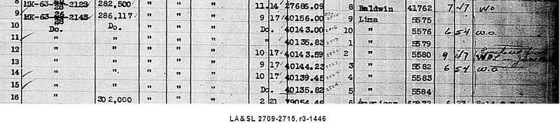 LA&SL 2709-2715, r3-1446