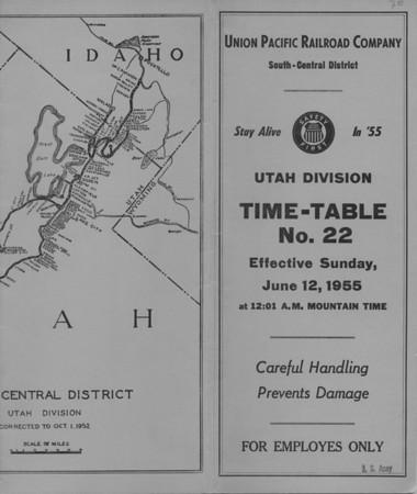 ETT No. 22 - Jun 12, 1955