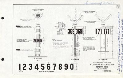 CS-8_1964_Mile-Board