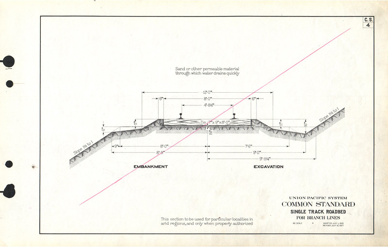 CS-4_1927_Single-Track-Roadbed-Branch-Lines