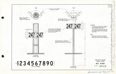 CS-8_1968_Mile-Board