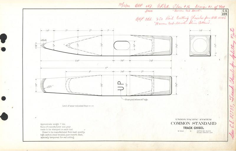 CS-205_1923_Track-Chisel