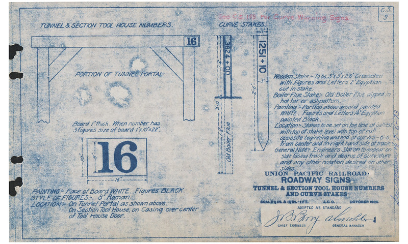 CS-9_1904_Tunnel-And-Section-Numbers